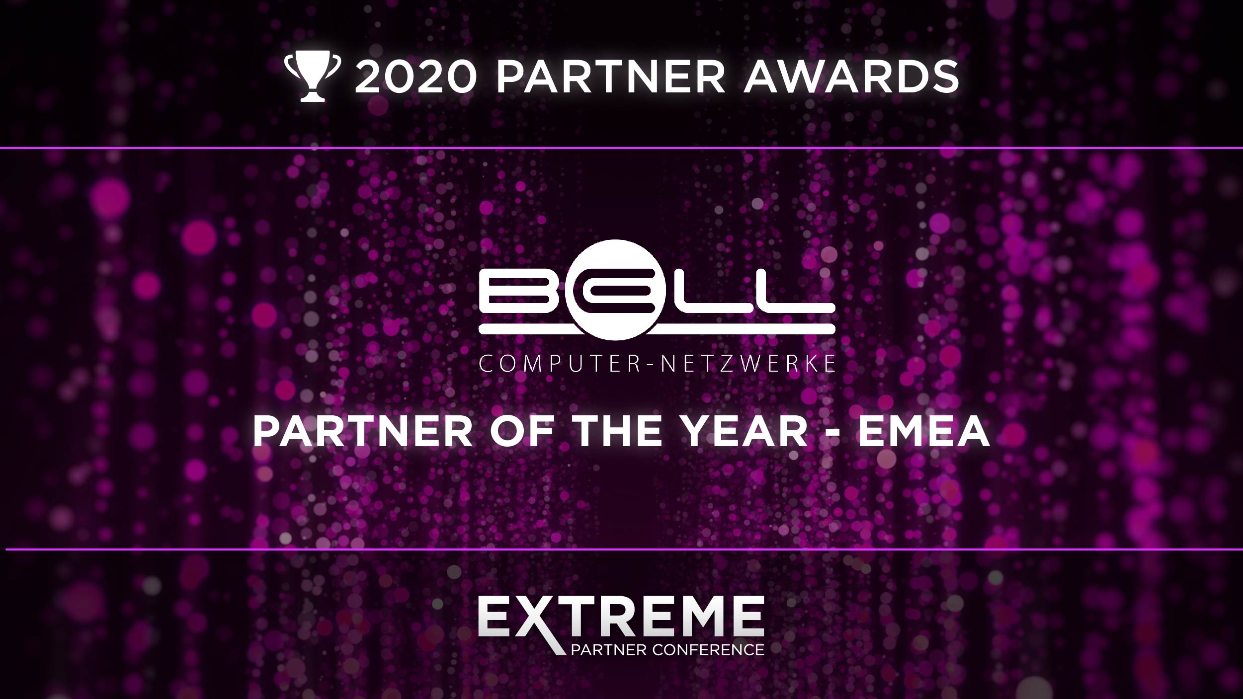 Partner of the Year – EMEA 2020